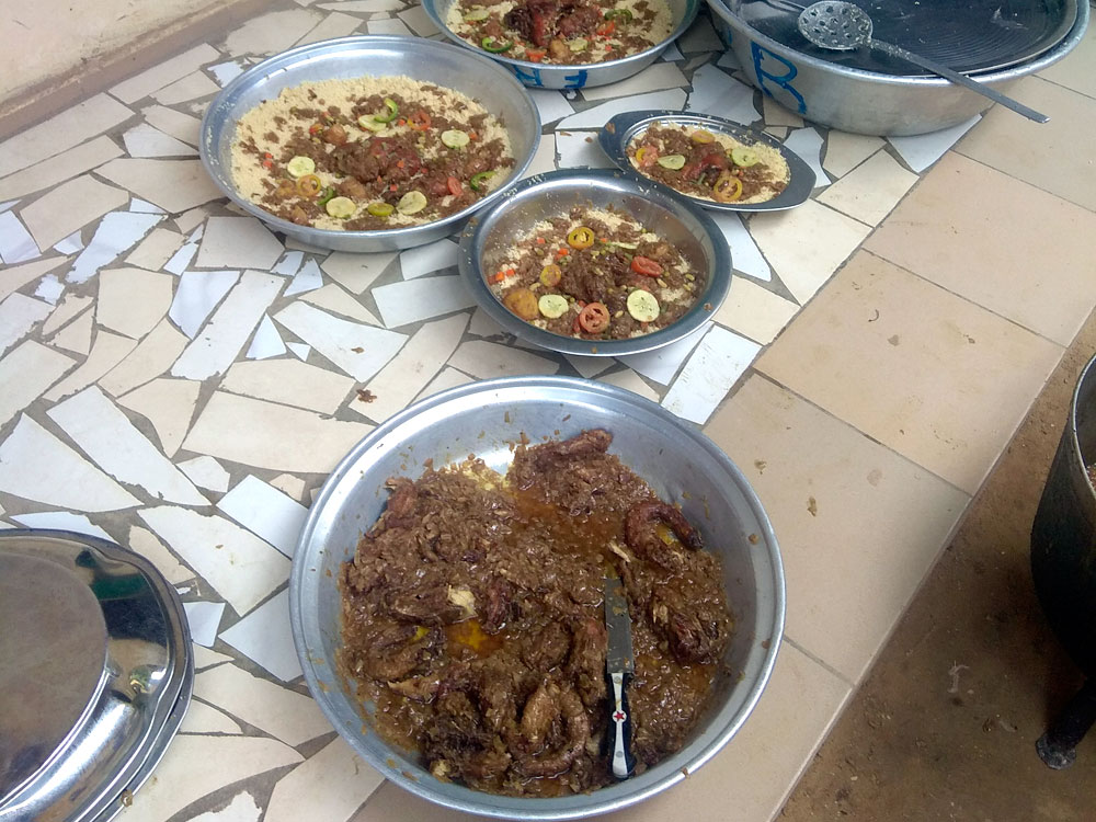 Senegal Gastronomia Image